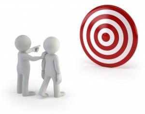 Coaching hjälper dig hålla ögonen på målet